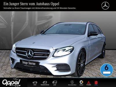 used Mercedes E220 d 4M AMG Line Navi/Park-P./Widescreen/