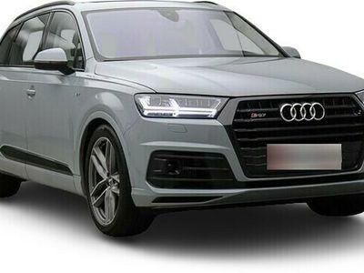 gebraucht Audi SQ7 SQ74.0 TDi q. Kamera LED Leder BOSE Standhzg