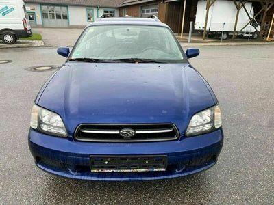 gebraucht Subaru Legacy Lim./Kombi 2.0 GL Kombi