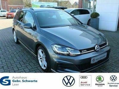 gebraucht VW Golf VII Variant GTD DSG ACC DCC LED NAVI PANO