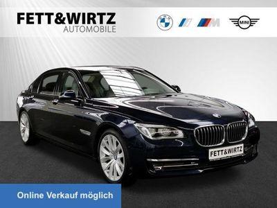 gebraucht BMW 730L d NaviProf. HUD PDC Kamera LED Standhzg