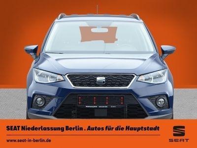 gebraucht Seat Arona Style 1.0 TSI Licht-und-Sicht-Paket*Winter-Paket