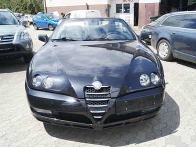 gebraucht Alfa Romeo Spider 2.0 JTS 16V Klimaautomatik El.Verdeckt