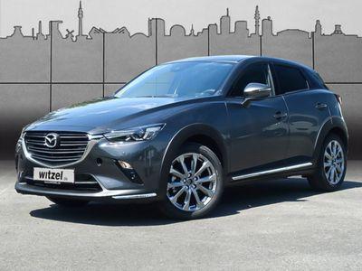 gebraucht Mazda CX-3 ACTIV-G 150 AWD 5T 6GS AL-KANGEI NAV ACAA
