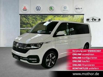 gebraucht VW Multivan T6Generation Six TDI DSG T6.1