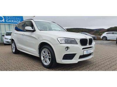 gebraucht BMW X3 xDrive20d M-Sportpaket Xenon Navi Volleder TOP
