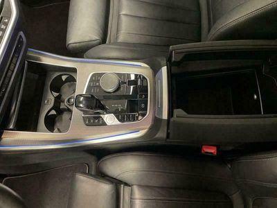 gebraucht BMW X5 X5xDrive30d M Sportpaket 2-Achs Luftfederung