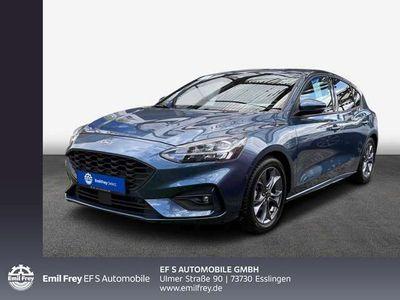 gebraucht Ford Focus 1.0 EcoBoost Start-Stopp-System Aut. ST-LINE
