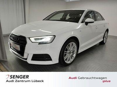 gebraucht Audi A3 Limousine 1.6 TDI S line Navi LED Glanz-Paket Fahrzeuge kaufen und verkaufen