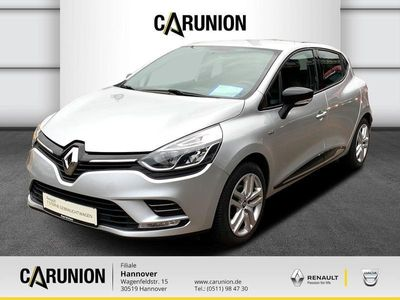 gebraucht Renault Clio TCE 90 Start & Stop Limeted 2018