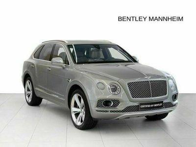 gebraucht Bentley Bentayga W12 Vollleder