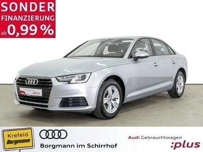 gebraucht Audi A4 1.4 TFSI MMI Navi Xenon Einparkhilfe plus KLIMA ALU