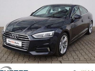 gebraucht Audi A5 Sportback 2.0 TFSI S-tronic design NAVI LEDER LED