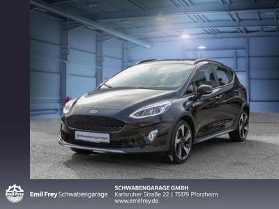 gebraucht Ford Fiesta 1.0 EcoBoost S&S ACTIVE COLOURLINE