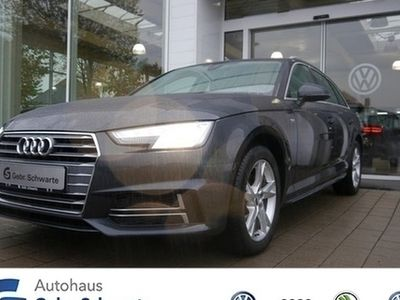 gebraucht Audi A4 Avant 2.0 TDI S-tronic Sport Xenon Navi Shzg