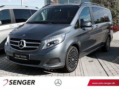 używany Mercedes V220 d Edition LED+Leder+18-Zoll+Assistenten