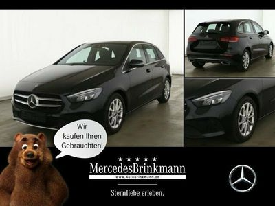 gebraucht Mercedes B180 d PROGRESSIVE/LED/SHZ/PARKTRONIC/NAVI Parktronic