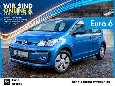 gebraucht VW up! 1.0TSI EU6 high Pano Tempo Sitzh Climatr PDC