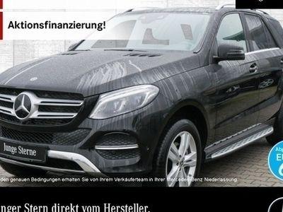 gebraucht Mercedes GLE350 d 4M 360° Stdhzg Pano Distr. COMAND