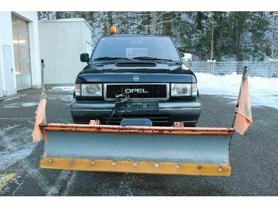 gebraucht Opel Monterey 3.1D **Schneepflug** *Anhängerkupplung*