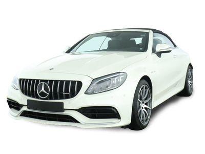 gebraucht Mercedes C63 AMG AMG Cabriolet Distronic Sitzklima Burmester