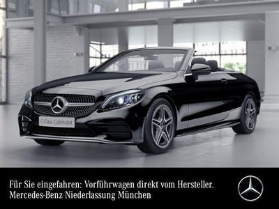 gebraucht Mercedes C200 Cab. AMG Multibeam COMAND Keyl-GO Airscarf