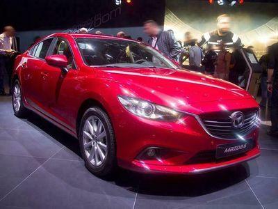gebraucht Mazda 6 Sports-Line 2.5 SKYACTIV-G 194 Auto 143 kW ...