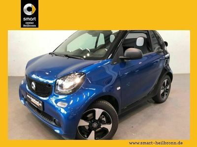 käytetty Smart ForTwo Electric Drive cabrio passion *Cool&Media