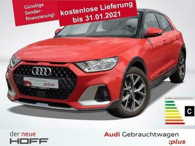 gebraucht Audi A1 citycarver 30 TFSI Virtual 17Zoll Smartphone