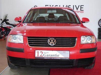 gebraucht VW Passat Variant Basis 2.0 Klimaautomatik 2-Hand