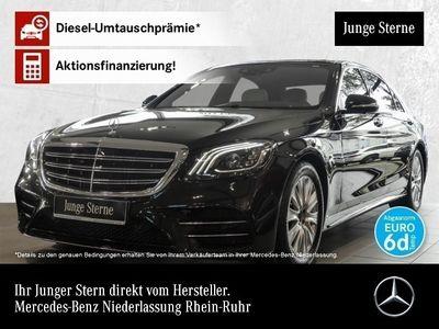gebraucht Mercedes S350 d L AMG Nachtsicht 360° Stdhzg Pano COMAND