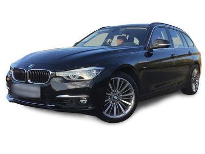 gebraucht BMW 330 i Luxury Line Touring EURO 6 Navi PDC Temp Klima
