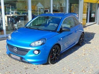 gebraucht Opel Adam S Klima PDC SHZ LED Himmel