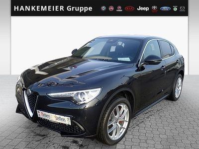gebraucht Alfa Romeo Stelvio Super Q4 AT8 2.0 Turbo Veloce /ACC / H&K