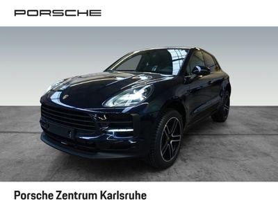 gebraucht Porsche Macan PDK Rückfahrkamera Panorama 20-Zoll
