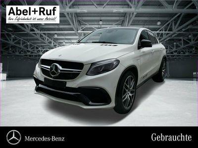 käytetty Mercedes GLE63 AMG AMG 4M. Coupé-Night Paket-Distronic-ILS