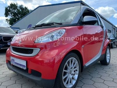 gebraucht Smart ForTwo Coupé Micro Hybrid Drive Klima