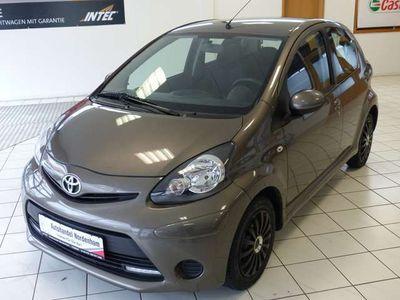 gebraucht Toyota Aygo 1.0 Cool*KLIMA*2.HAND*5 TRG*TÜV 06/2021*