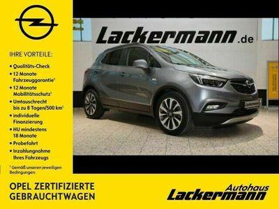 gebraucht Opel Mokka X Innovation Start Stop 1.4 Turbo EU6d-T L als SUV/Geländewagen/Pickup in Wesel