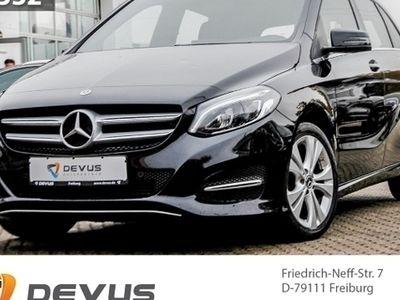 gebraucht Mercedes B200 Urban Navi LED Klima Einparkhilfe Tempomat