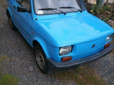 gebraucht Fiat 126 bambino mit neuem tüv