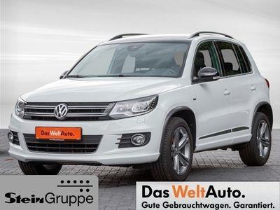 gebraucht VW Tiguan 2.0 TDI CityScape XENON AHK EINPARKHILFE