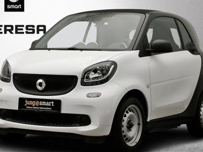 gebraucht Smart ForTwo Coupé ed Cool&Audio Tempomat