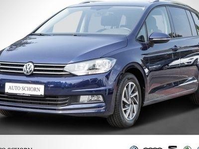begagnad VW Touran 1.6 TDI BMT Sound