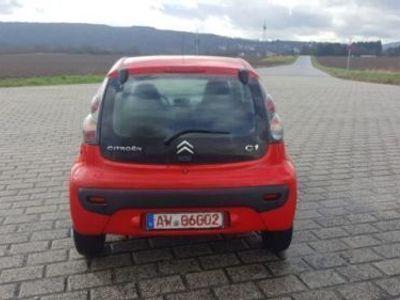 gebraucht Citroën C1 Advance