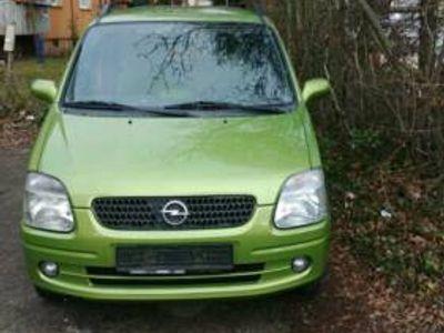 gebraucht Opel Agila 1.2