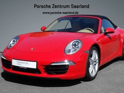 gebraucht Porsche 911 Carrera Cabriolet 991 Bose,14-Wege,Sportd.