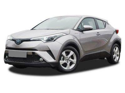 gebraucht Toyota C-HR C-HRHybrid 18 Relax bis zu 10 J Garanti