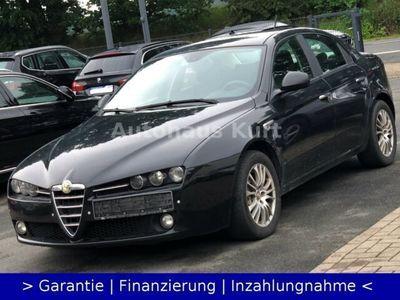 gebraucht Alfa Romeo 159 Alfa 1.9 JTDM 16V Elegante *ALU*PDC*SHZ*NAVI*2HD*