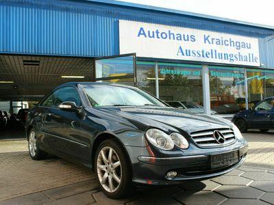 gebraucht Mercedes CLK200 CLK 200 CLK CoupeKompressor Automatik Xenon SHZ